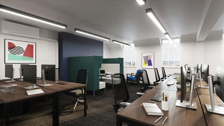 Photo of Office Space on 66 Grosvenor Street Mayfair