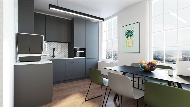 66 Grosvenor Street Office for Rent Mayfair