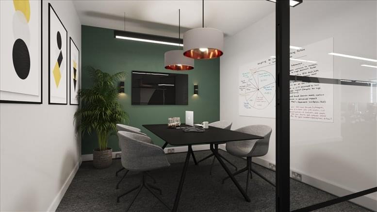 Office for Rent on 66 Grosvenor Street Mayfair