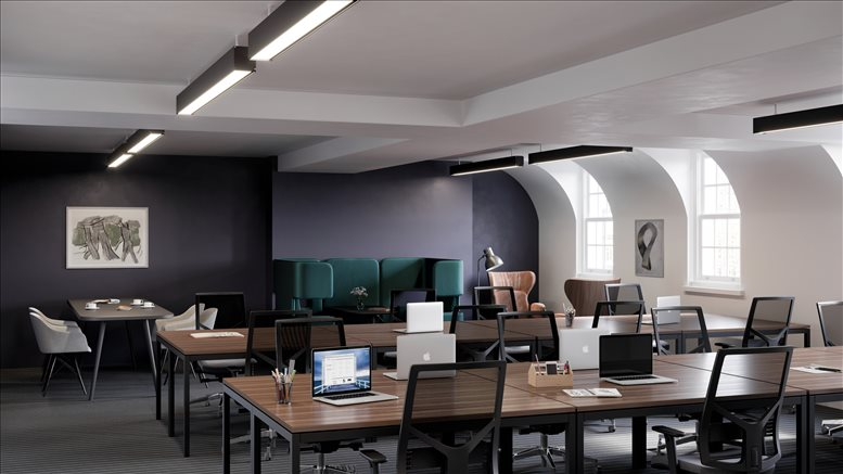Image of Offices available in Mayfair: 66 Grosvenor Street