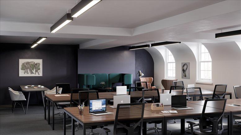 Mayfair Office Space for Rent on 66 Grosvenor Street