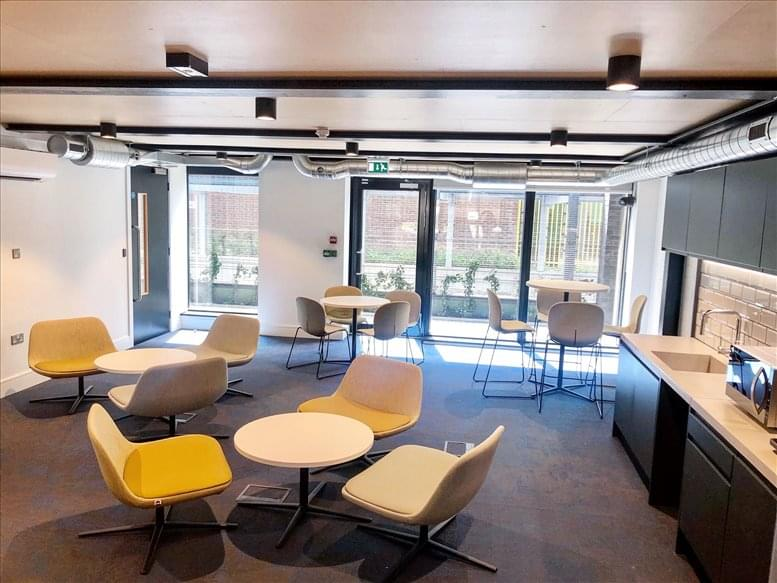Photo of Office Space on Millharbour Court, 6 Watergate Walk Canary Wharf