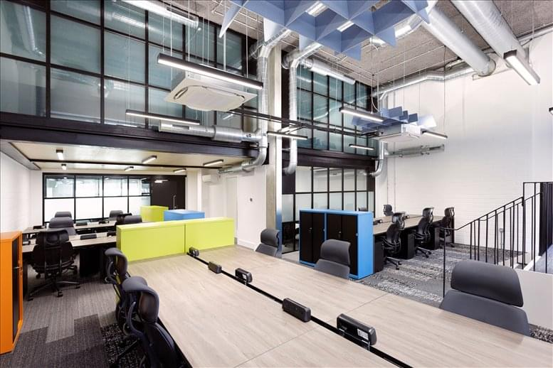 Canary Wharf Office Space for Rent on Millharbour Court, 6 Watergate Walk