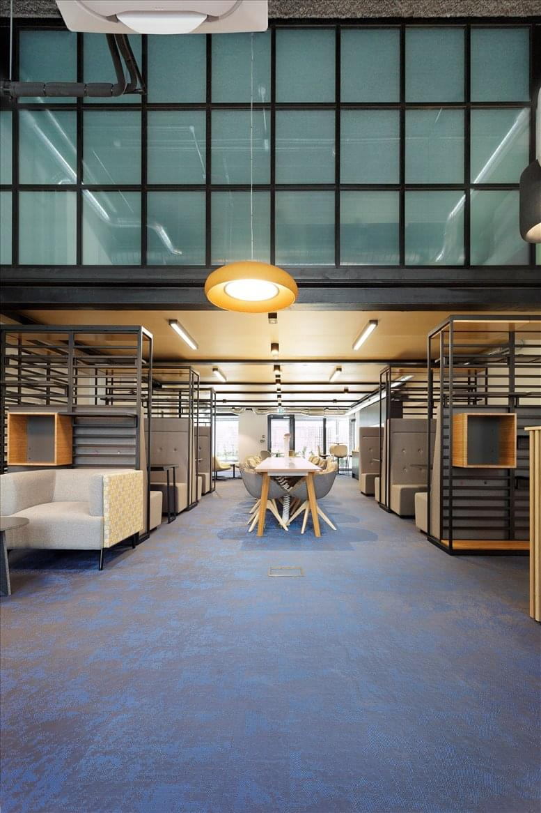 Rent Canary Wharf Office Space on Millharbour Court, 6 Watergate Walk