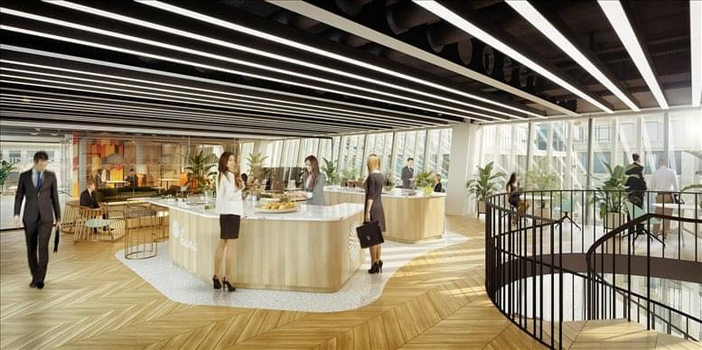 Photo of Office Space on 70 St Mary Axe, City of London - EC3A