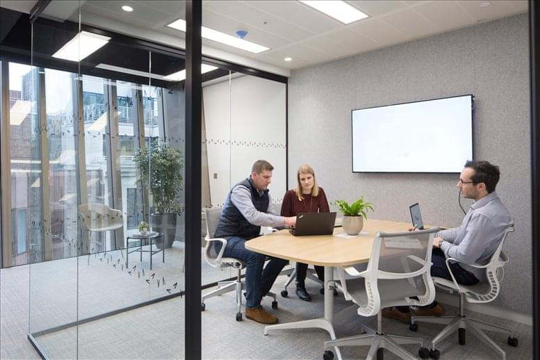 Photo of Office Space on 70 St Mary Axe, City of London The City