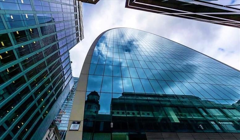 The City Office Space for Rent on 70 St Mary Axe, City of London