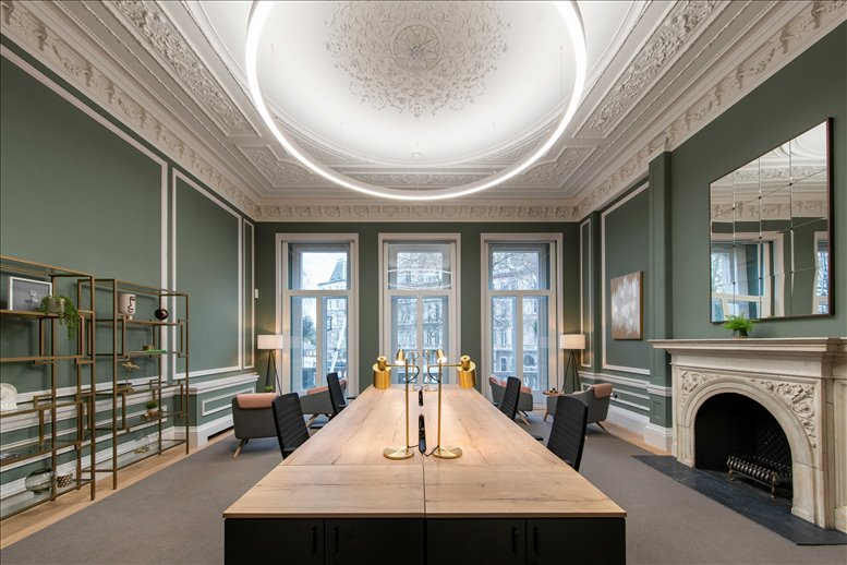 22 Grosvenor Gardens, Belgravia Office Space Victoria