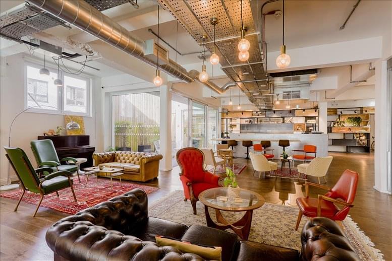 102 St Pancras Way Office Space Camden