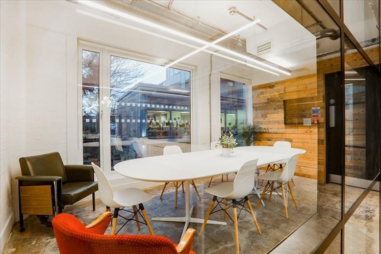 Image of Offices available in Camden: 102 St Pancras Way