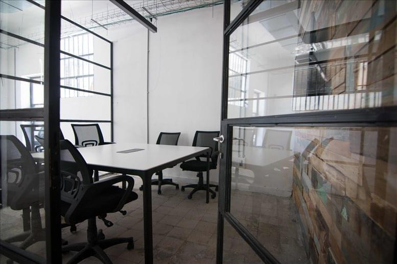 Rent Camden Office Space on 102 St Pancras Way