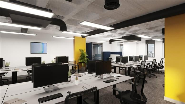 Photo of Office Space on 275 Grays Inn Road Kings Cross