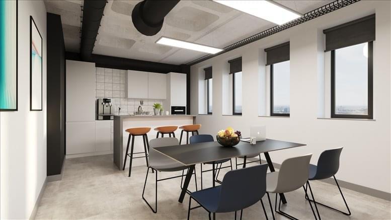 275 Grays Inn Road Office for Rent Kings Cross