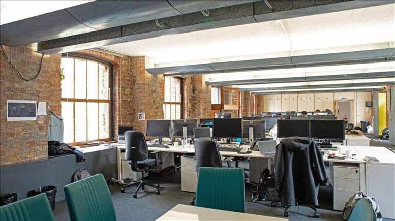 Albion Works, 11 Greenhill Rents, Cowcross Street Office for Rent Farringdon