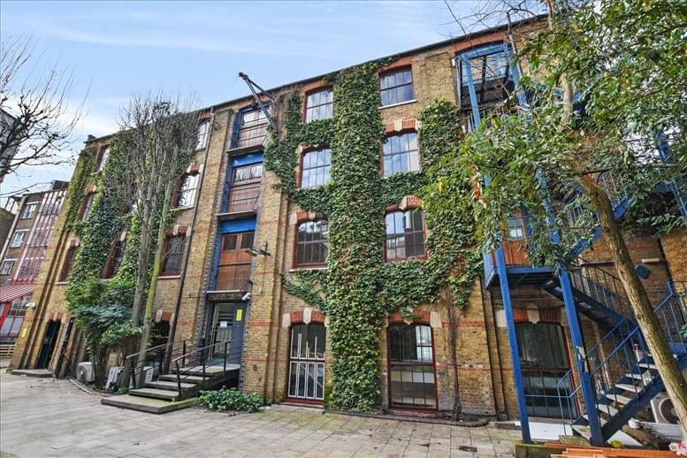 Picture of Albion Works, 11 Greenhill Rents, Cowcross Street Office Space for available in Farringdon