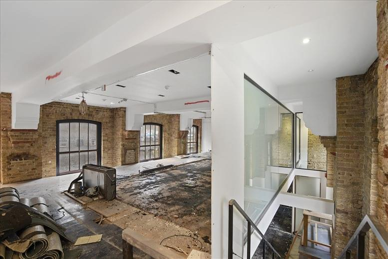 Image of Offices available in Farringdon: Albion Works, 11 Greenhill Rents, Cowcross Street