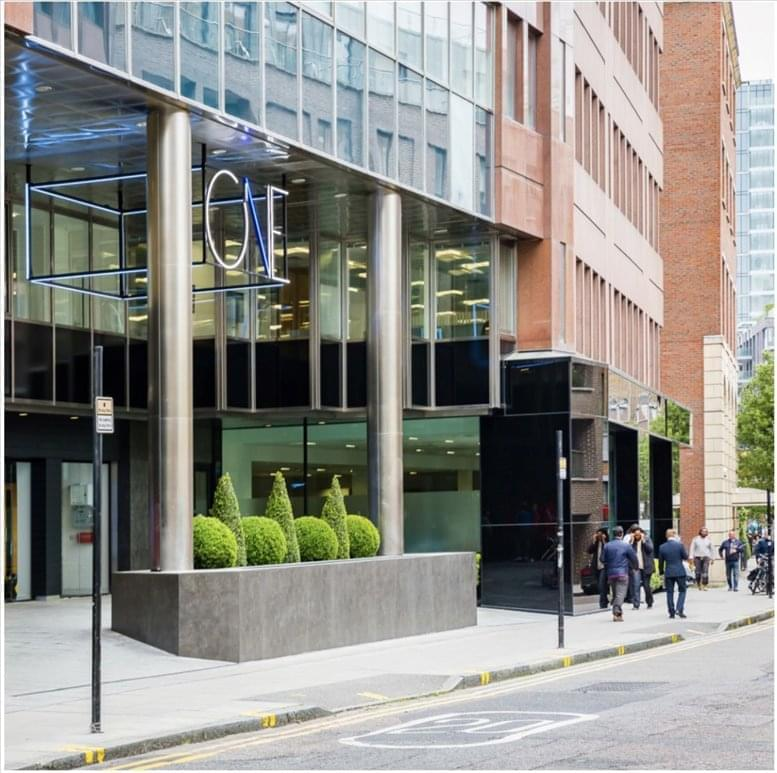 Picture of 1 Alie Street, London Office Space for available in Aldgate East