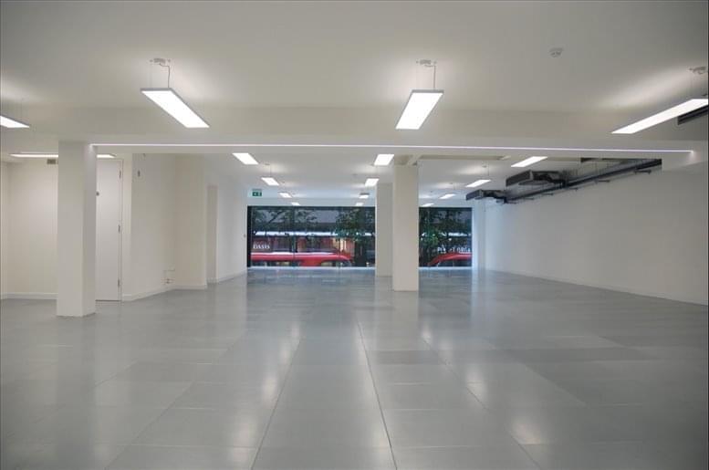 248-250 Tottenham Court Road, London Office for Rent Tottenham Court Road