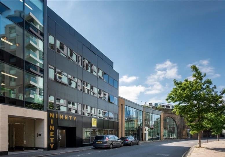 90 Great Suffolk Street, London Office Space Southwark