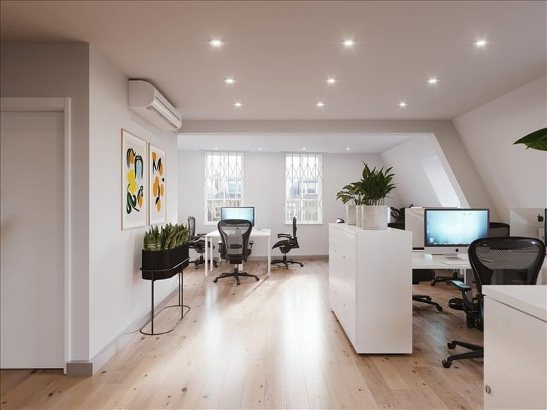 Park House, 206-208 Latimer Road Office Space Notting Hill