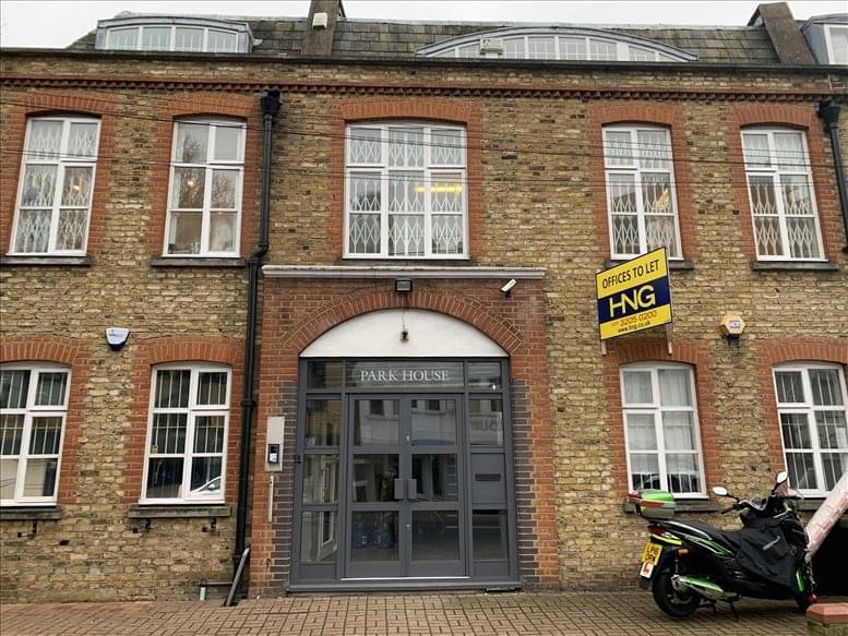 Park House, 206-208 Latimer Road Office for Rent Notting Hill