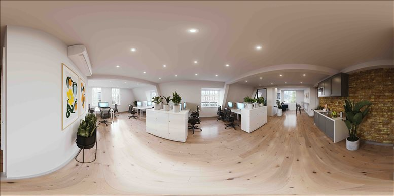 Picture of Park House, 206-208 Latimer Road Office Space for available in Notting Hill