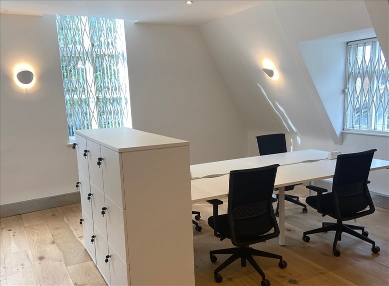 Image of Offices available in Notting Hill: Park House, 206-208 Latimer Road