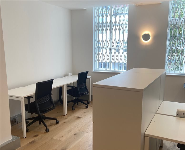 Notting Hill Office Space for Rent on Park House, 206-208 Latimer Road