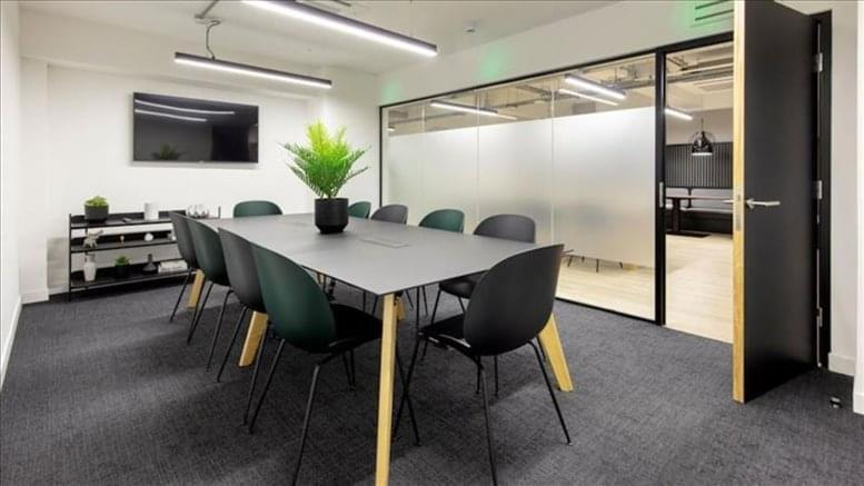 66-67 Newman Street Office for Rent Fitzrovia