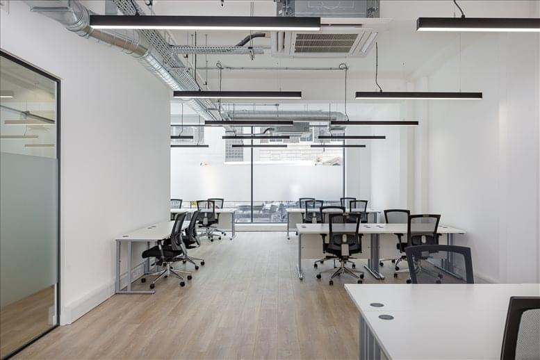 Office for Rent on 66-67 Newman Street Fitzrovia