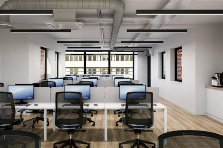 Image of Offices available in Fitzrovia: 66-67 Newman Street