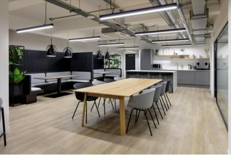 Fitzrovia Office Space for Rent on 66-67 Newman Street