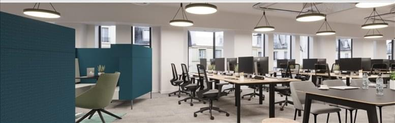 Photo of Office Space on 85 London Wall Liverpool Street
