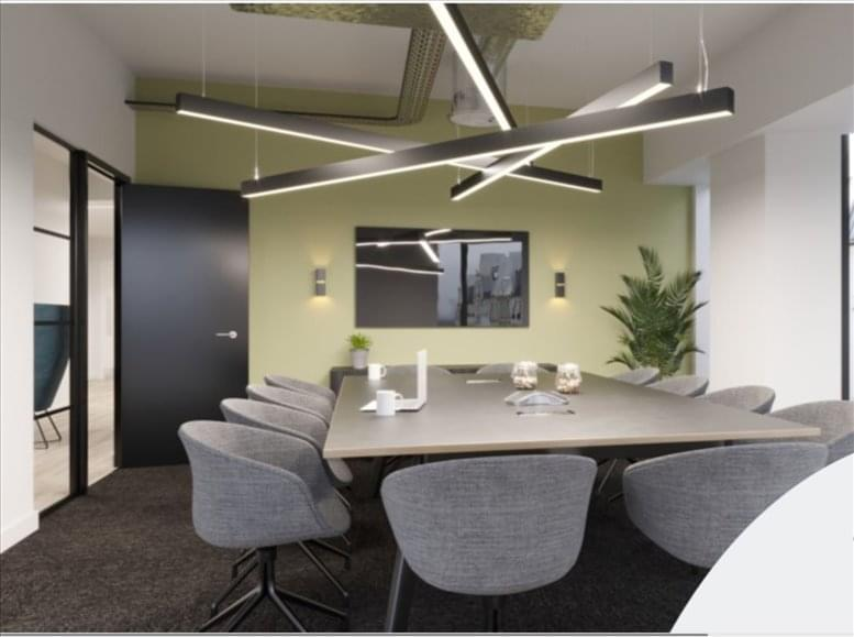 Picture of 85 London Wall Office Space for available in Liverpool Street