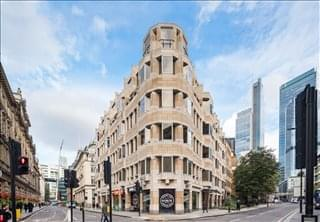 Photo of Office Space on 85 London Wall - Liverpool Street