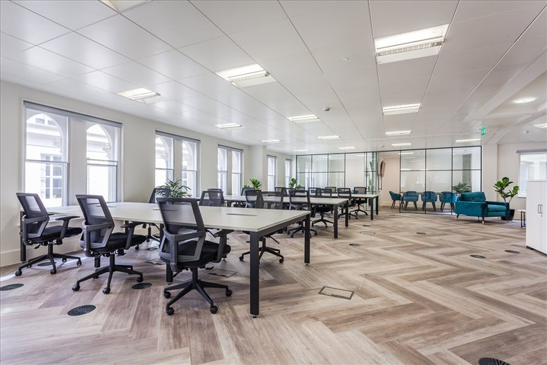 Fenchurch Street Office Space for Rent on 28 Lime Street, Bank