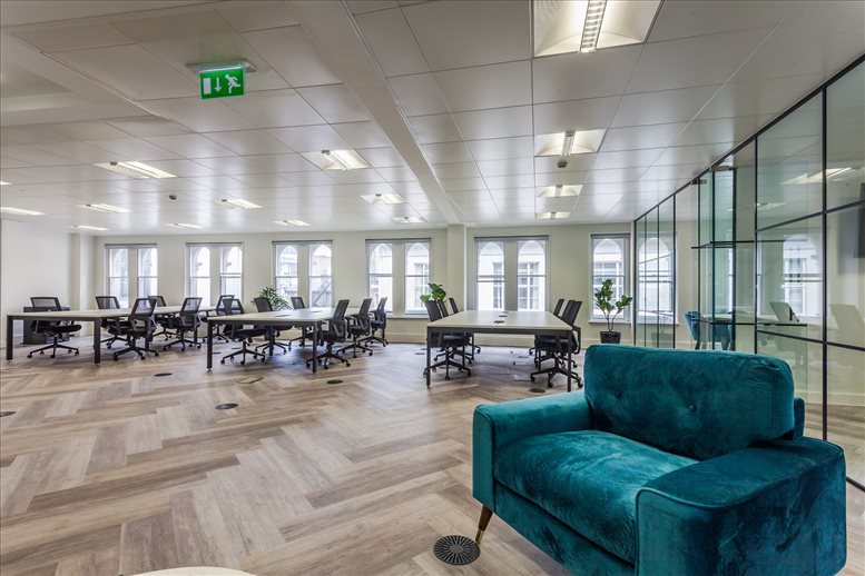 Rent Fenchurch Street Office Space on 28 Lime Street, Bank