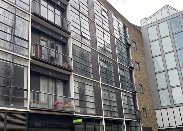 58 St John Square, London available for companies in Clerkenwell