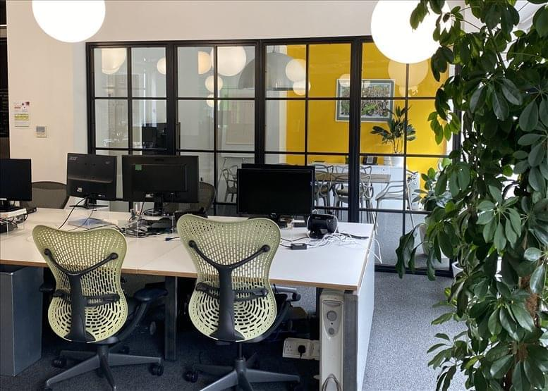 Photo of Office Space on 58 St John Square, London Clerkenwell