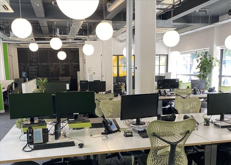 Image of Offices available in Clerkenwell: 58 St John Square, London