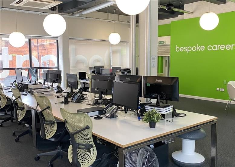 Clerkenwell Office Space for Rent on 58 St John Square, London