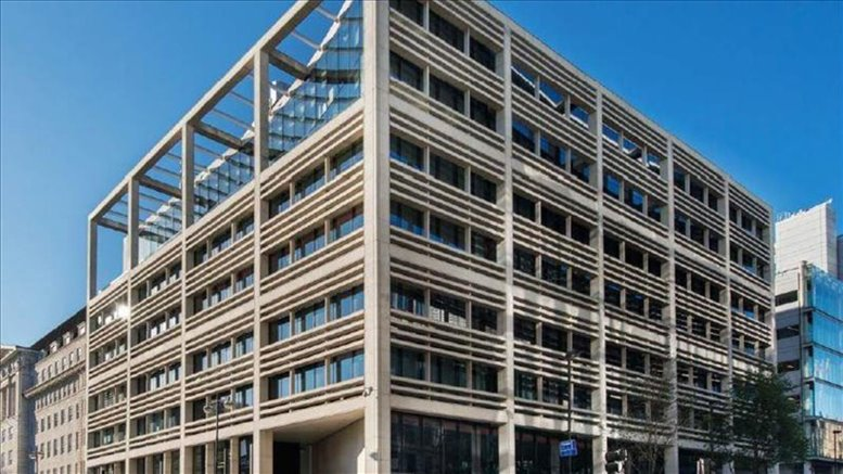 50 Finsbury Square available for companies in Moorgate