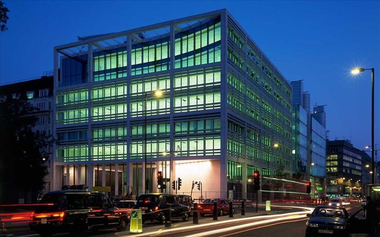 Photo of Office Space on 50 Finsbury Square Moorgate