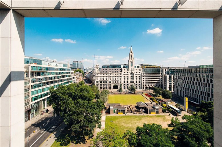 50 Finsbury Square Office for Rent Moorgate