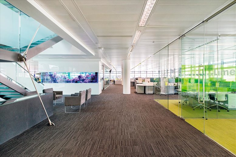 Office for Rent on 50 Finsbury Square Moorgate