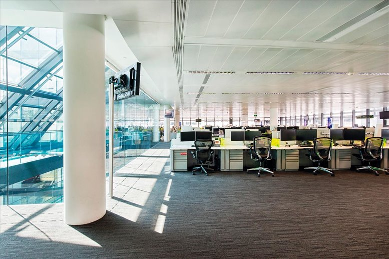 Moorgate Office Space for Rent on 50 Finsbury Square