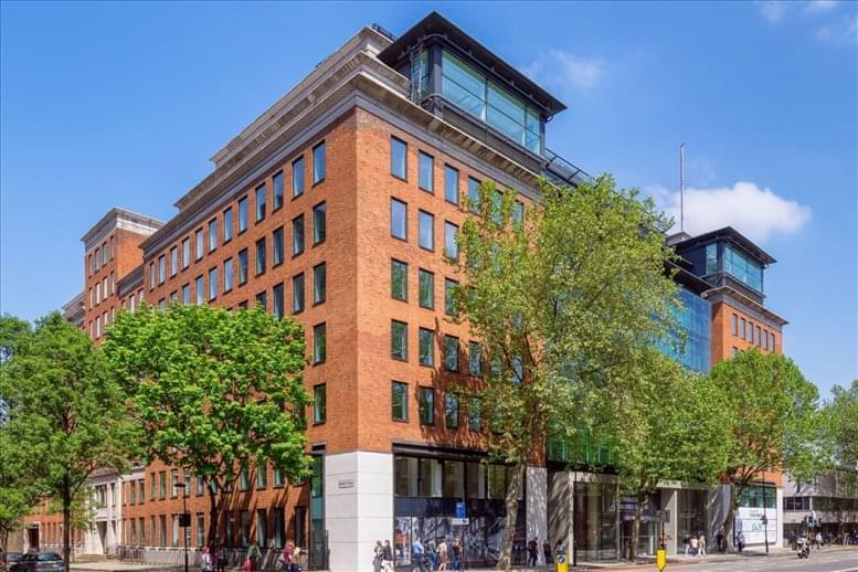 84 Theobald's Road, London available for companies in Bloomsbury