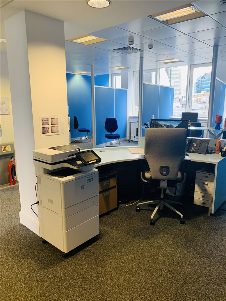 30-33 Minories Office Space Aldgate