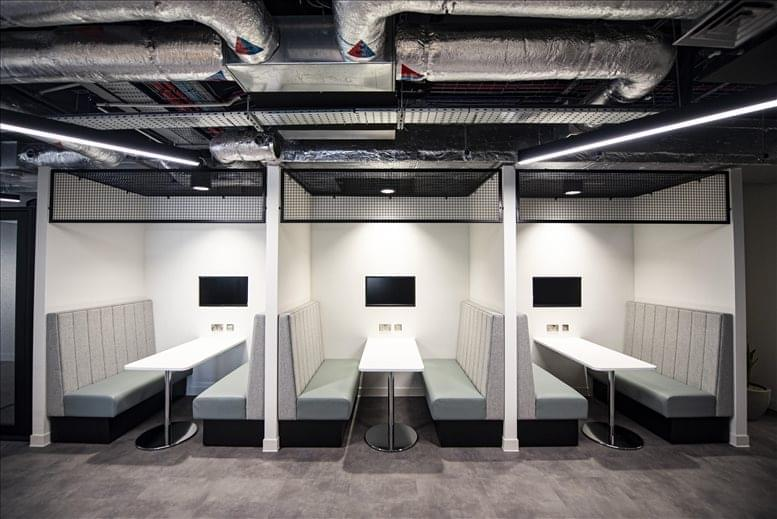 Image of Offices available in Shepherds Bush: 58 Wood Lane
