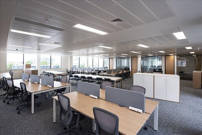 Shepherds Bush Office Space for Rent on 58 Wood Lane